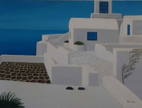 0003 - THE WHITE OF THE AEGEAN SEA