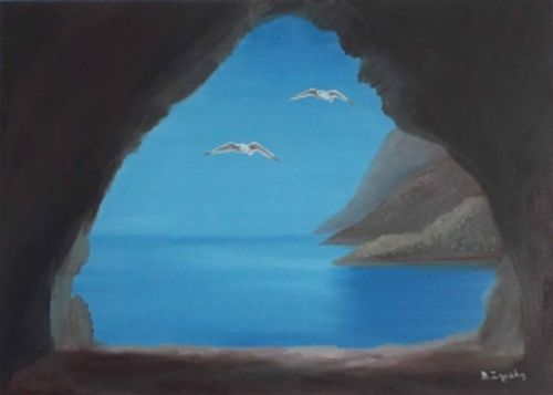 0044 - THE CAVE OF SEAGULLS