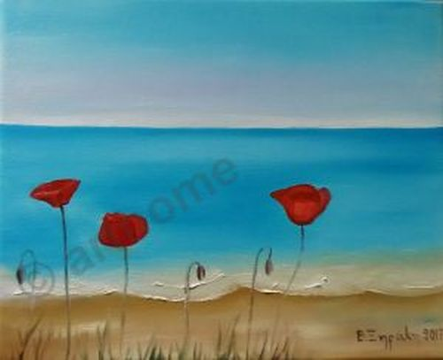 0148 - POPPIES OF THE SAND